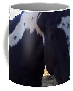 Zeebeeng A Study In Black And White Coffee Mug