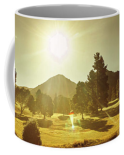 Zeehan Golf Course Coffee Mug