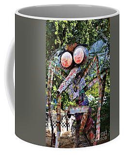 Zeeka Warrior Coffee Mug