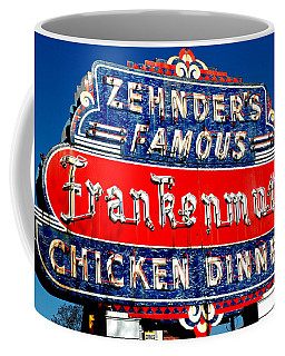 Coffee Mug featuring the photograph Zehnder's Frankenmuth Michigan by LeeAnn McLaneGoetz McLaneGoetzStudioLLCcom