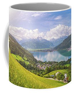Zell Am See - Alpine Beauty Coffee Mug