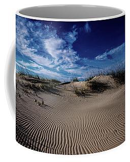 Zen Garden At The Beach Coffee Mug