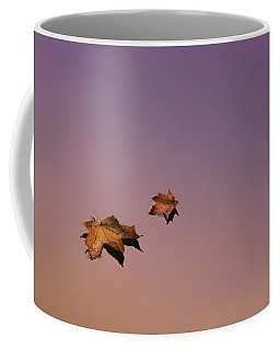 Zen Leaves Coffee Mug
