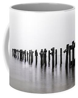 Zen Piers  Coffee Mug