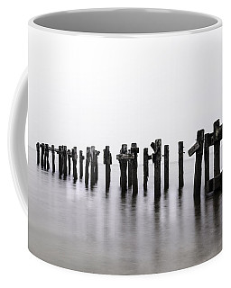 Zen Piers  Coffee Mug