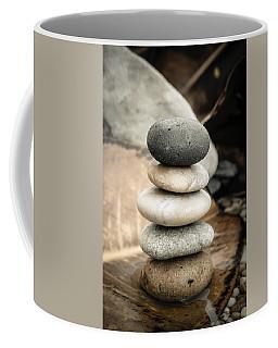 Zen Stones Iv Coffee Mug