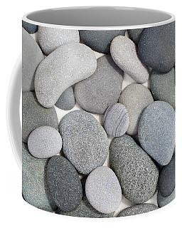 Zen Stones Coffee Mug by Kathi Mirto