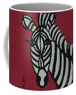 Zena Zebra Coffee Mug