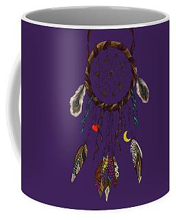 Zentangle Dreamcatcher Coffee Mug