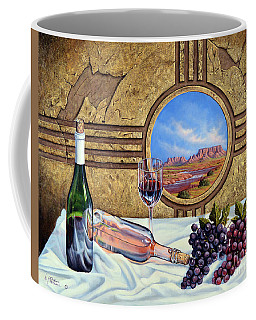 Zia Wine Coffee Mug