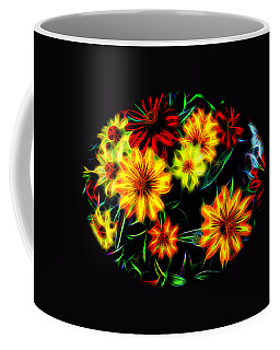 Zinnias With Zest Coffee Mug