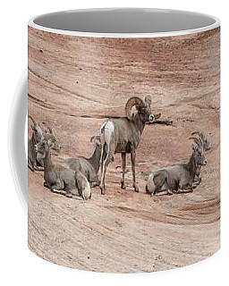 Zion Family Coffee Mug