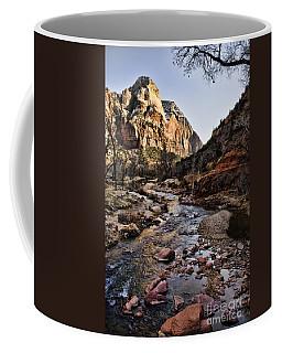 Zion Coffee Mug