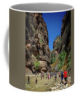 Zion National Park II Coffee Mug