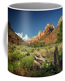 Zion National Park IIi Coffee Mug