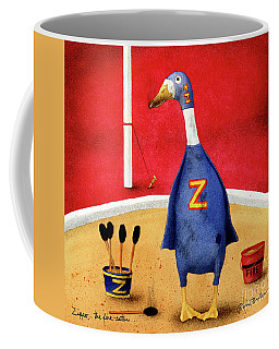 Zippo, The Fire-eater Coffee Mug