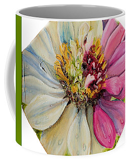 Zippy Zinnia Coffee Mug
