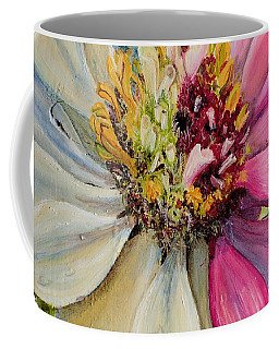 Zippy Zinnia Coffee Mug