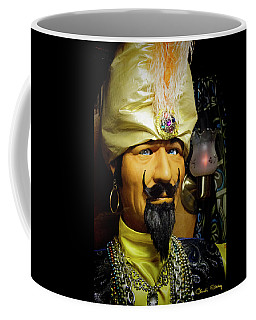 Coffee Mug featuring the photograph Zoltar by Chuck Staley