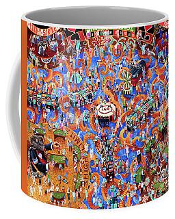 Zombie Casino Coffee Mug