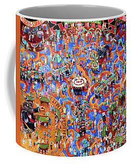 Zombie Casino Coffee Mug