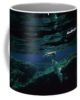 Zombie Mermaid Coffee Mug