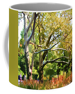 Zoo Trees Coffee Mug