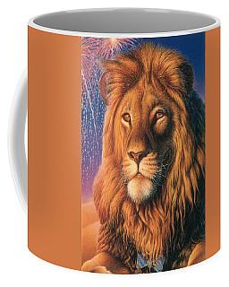 Zoofari Poster The Lion Coffee Mug