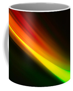 Coffee Mug featuring the photograph Zooming by Greg Collins