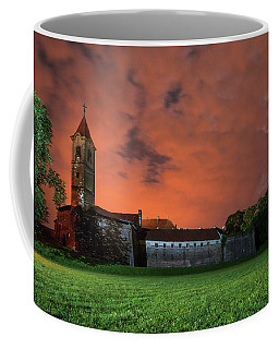 Zrinskis' Castle 2 Coffee Mug
