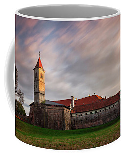 Zrinskis' Castle Coffee Mug
