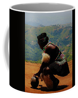 Zulu Bride Coffee Mug