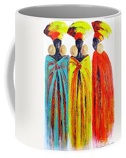 Zulu Ladies Coffee Mug