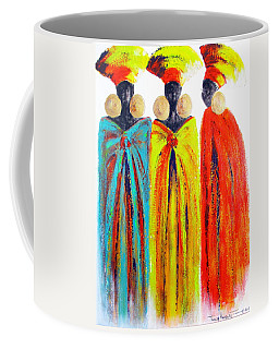 Zulu Ladies Coffee Mug