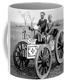 Zulu Motor Cab 1903 Coffee Mug