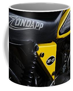 Classic Zundapp Bike Xf-17 Side View Coffee Mug