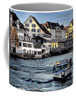 Zurich Coffee Mug by Jim Hill
