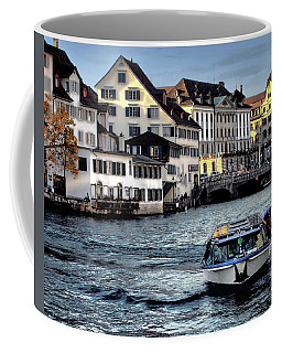 Zurich Coffee Mug