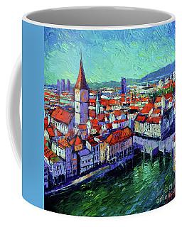 Zurich View Coffee Mug