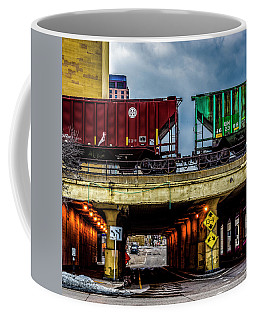 000 - Lowertown Overpass Coffee Mug