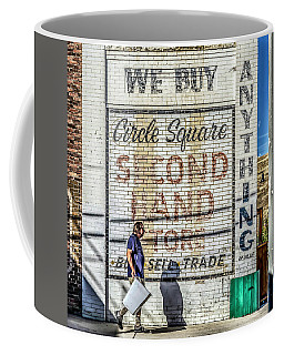 003 - Circle Square Coffee Mug