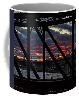 008 - Trestle Sunset Coffee Mug