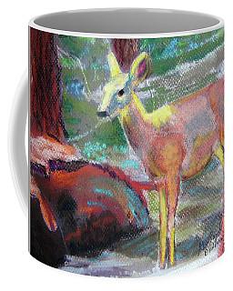 011719 Bambi 's Day Out Coffee Mug