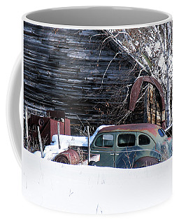 028 - Suicide Doors Coffee Mug
