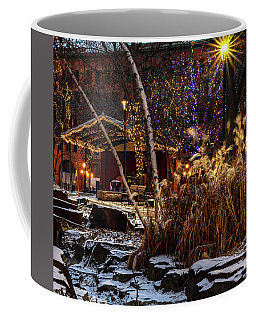 033 - Mears In Winter Coffee Mug