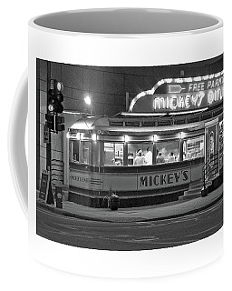 037 - Dining Car Coffee Mug
