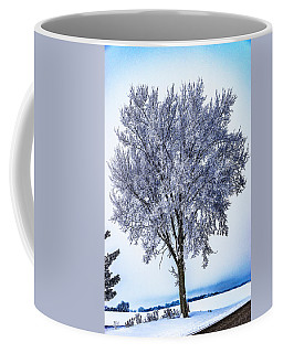 039 - Frosty Tree Coffee Mug