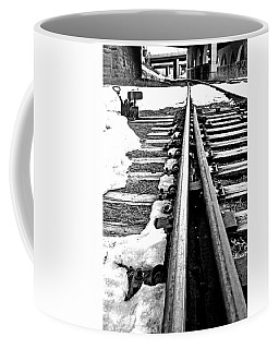 041 - Rail Switch Coffee Mug