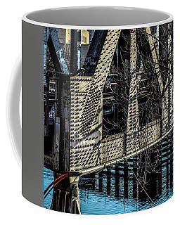 052 - Trestle Rivets Coffee Mug