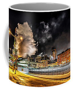 059 - Steam Locomotive Coffee Mug
